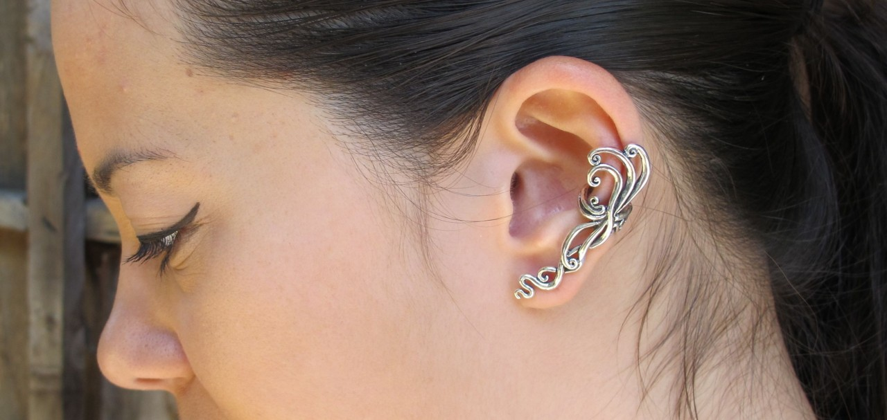 Sirens Song My Newest Ear Cuff Marty Magic BlogMarty