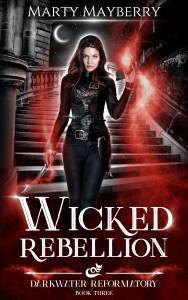 Book Cover: Wicked Rebellion