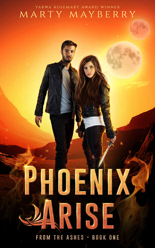 Book Cover: Phoenix Arise