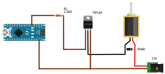 12 Volt Solenoid Wiring Diagram 4 Post Question About Removing Transistor From Solenoid Circuit