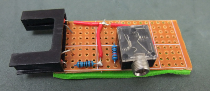 Circuit Diagram Metal Detector Circuit Sound Camera Trigger Schematic