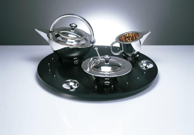 Orbit Tea Set