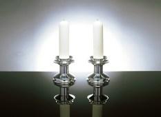 Deco Short Candlesticks