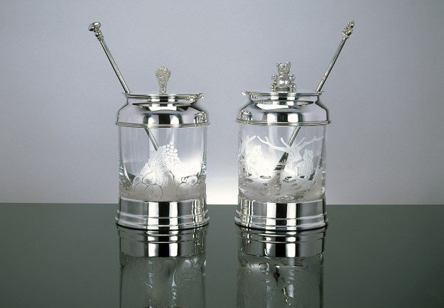 Preserve & Honey Jars