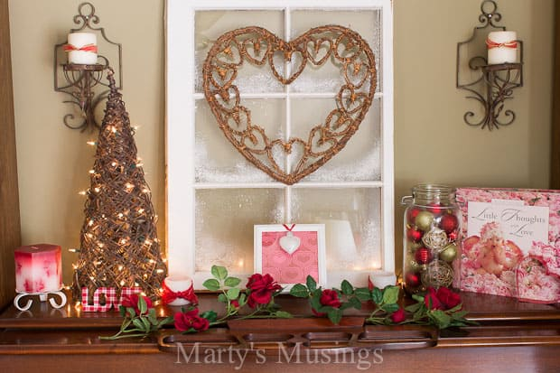 Valentine Decorations For The Home Marty's Musings