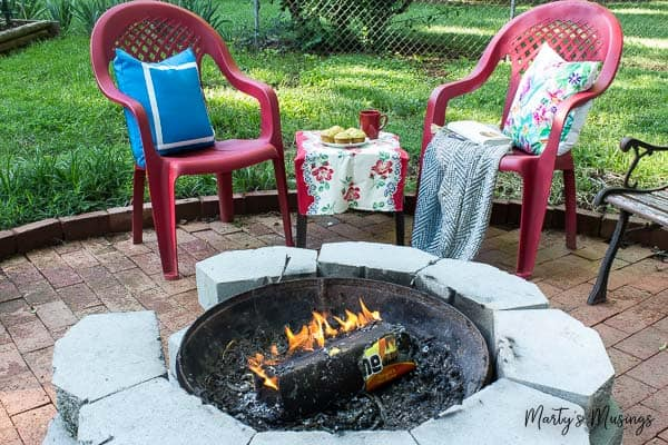 how to paint plastic chairs hanging bedroom chair spray an easy makeover marty s musings don t throw away that ugly outdoor furniture this diy anyone can