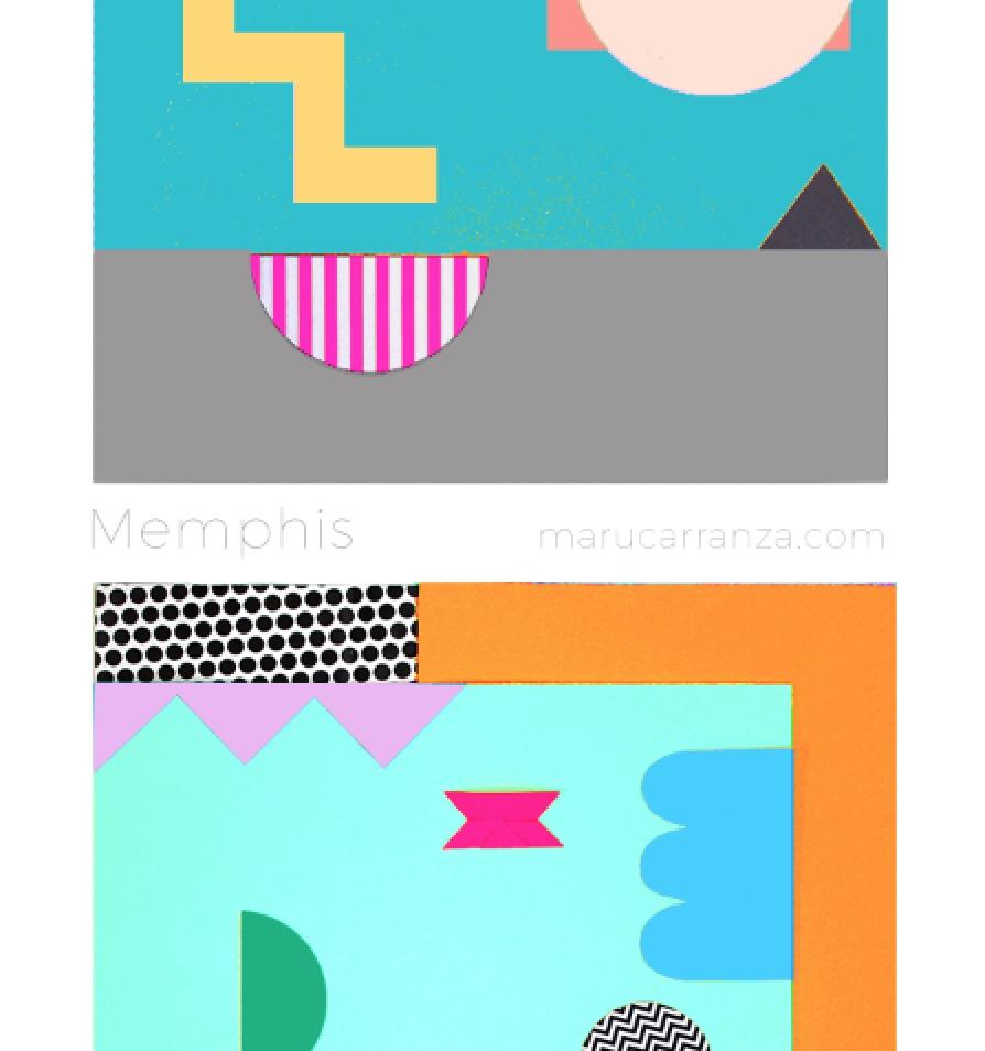 memphis design workshop patterns