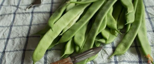 Cómo preparar, limpiar y cocer judías verdes