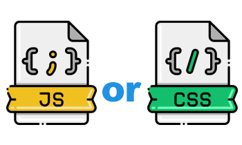 JS or CSS