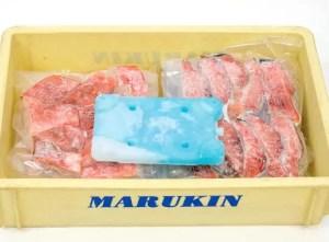 冷凍切り身魚