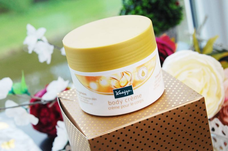 "Review | Kneipp Body Crème ""Beauty geheim"""