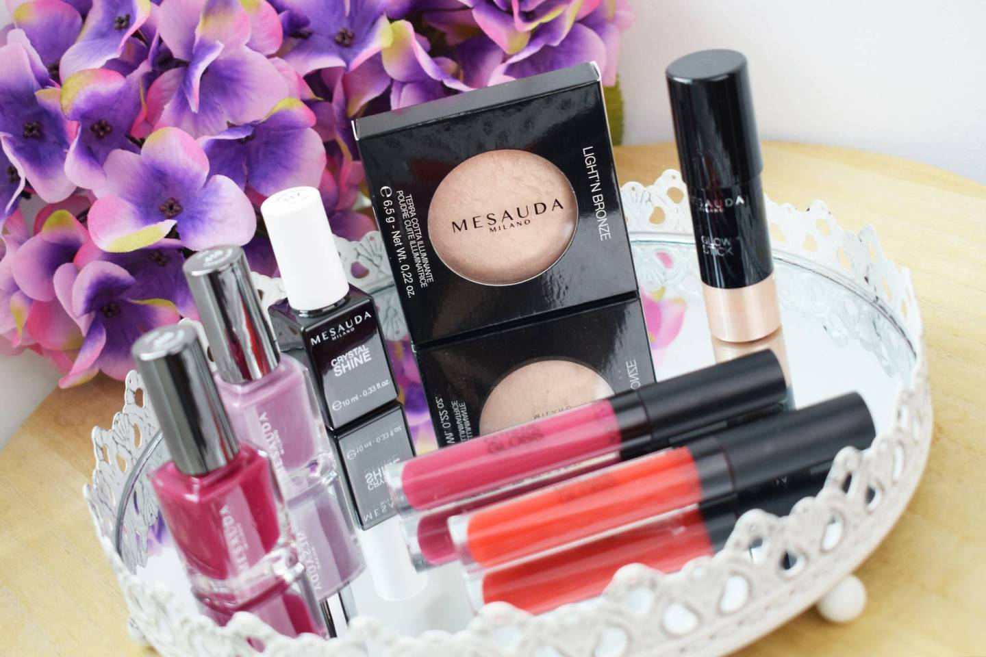 MESAUDA MILANO | Makeup producten review