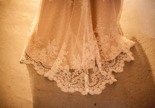 My Sister's August Wedding Handmade Silk and Lace Dress Marusya Anagrassia