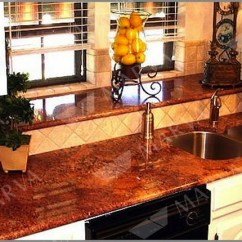 Soapstone Kitchen Flush Mount Lighting Diamond Red - Granite Designs Marva Marble And