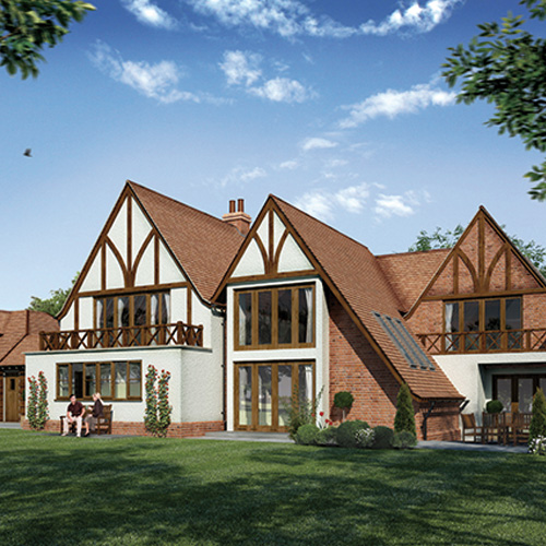 CGI for new Property Development