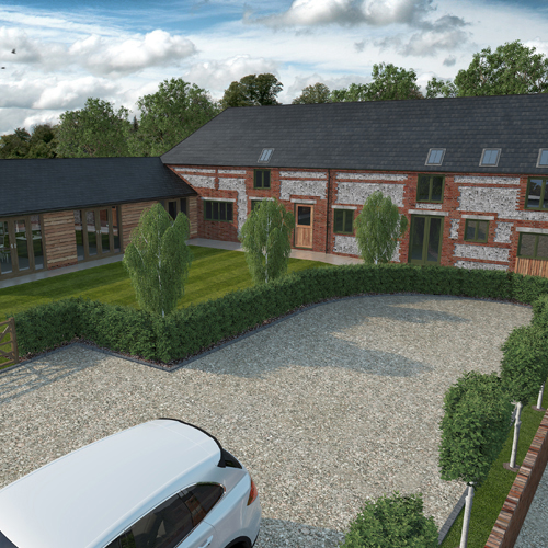 CGI for planning permission