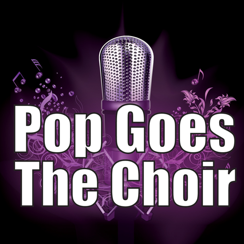 Pop Goes The Choir Logo