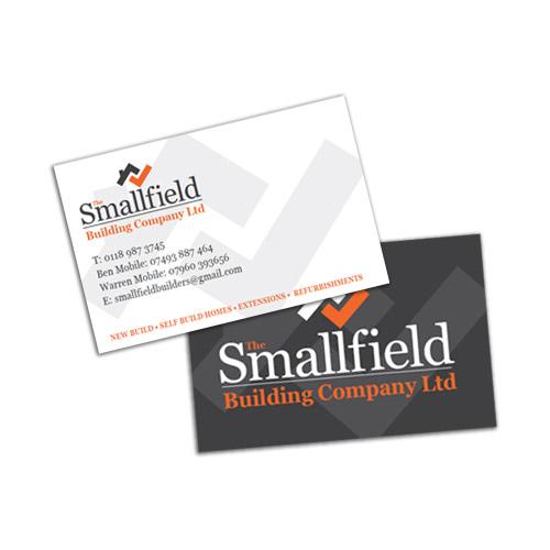 Smallfield - Branding, Logo deisgn, Stationary design