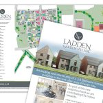Graphic design for Property developers Barratt Homes and David Wilson Homes