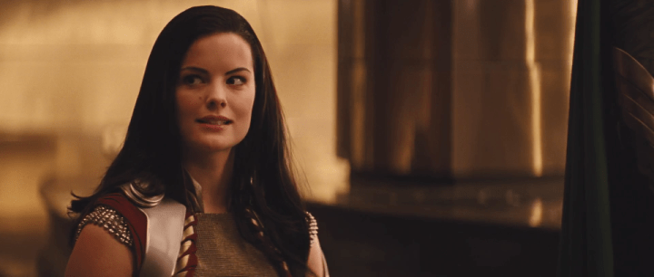 Jaimie Alexander as Sif in Thor (2011)