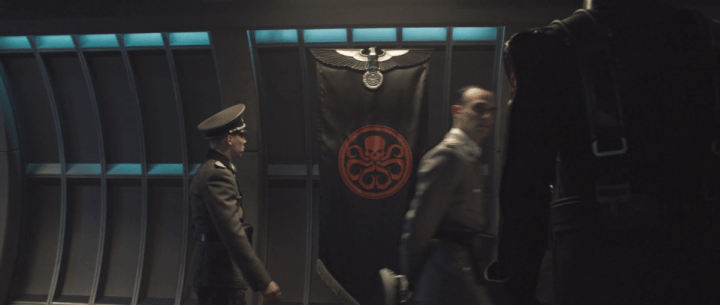 Hydra in Captain America: The First Avenger (2011)