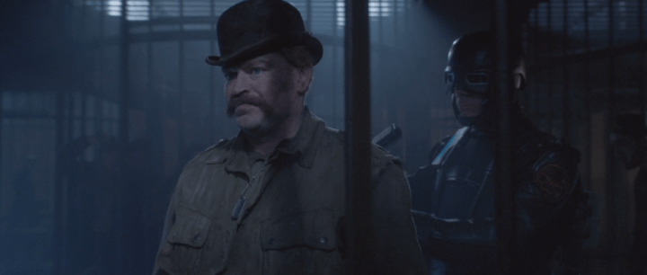 Neal McDonough as Dum Dum Dugan in Captain America: The First Avenger (2011)