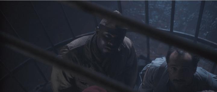 Derek Luke as Gabe Jones in Captain America: The First Avenger (2011).