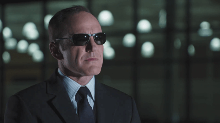 Clark Gregg as Agent Coulson in The Avengers (2012)