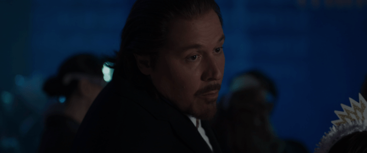 Jon Favreau as Happy Hogan in Iron Man 3 (2013)