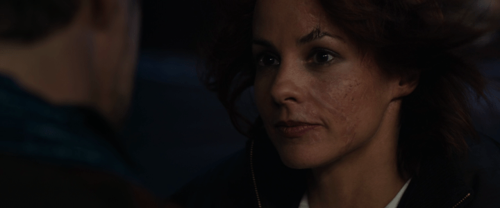 Stephanie Szostak as Ellen Brandt in Iron Man 3(2013)