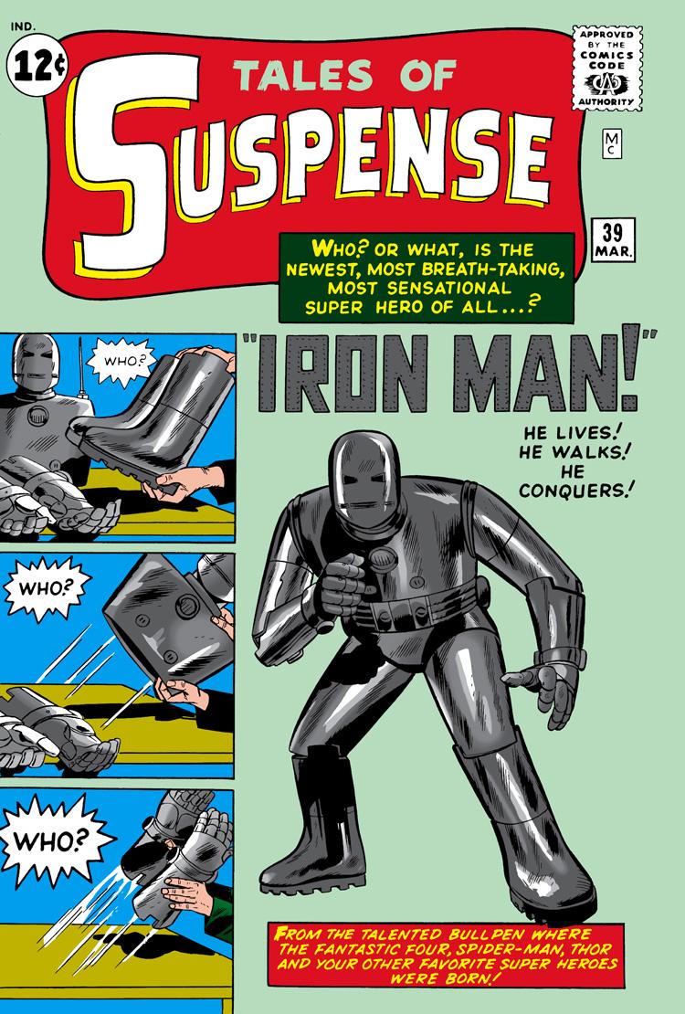 Iron Man Omnibus Vol 1