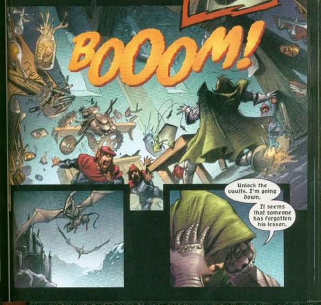 O Universo Marvel em plena era Elisabetana na 1602 de Neil Gaiman e Andy Kubert. | Críticas | Revista Ambrosia