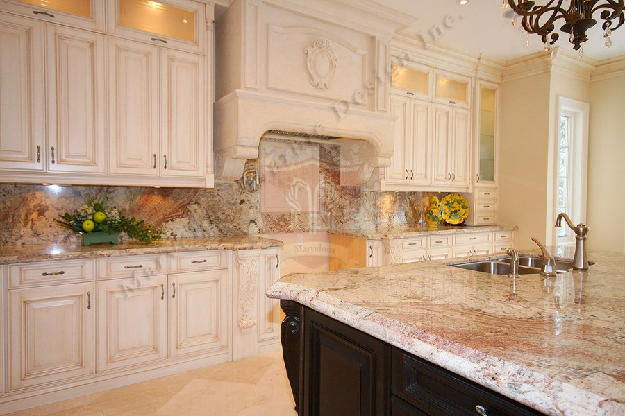 building kitchen cabinets ceramic canisters stone range hood | limestone genova marvelous