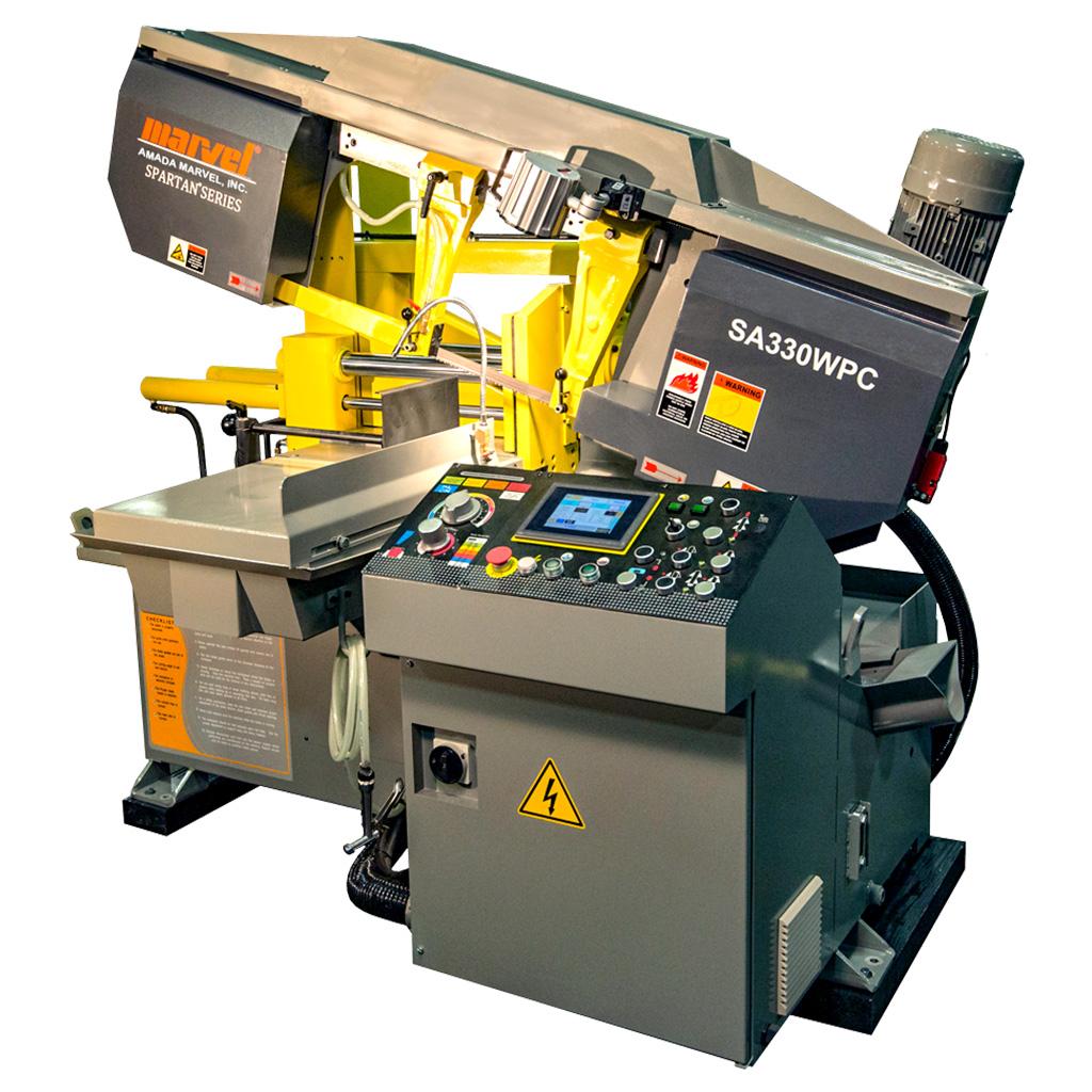 hight resolution of horizontal mitering saw