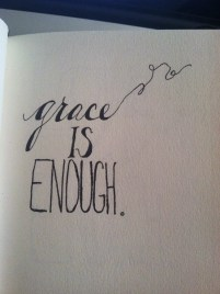 grace enough marvia davidson
