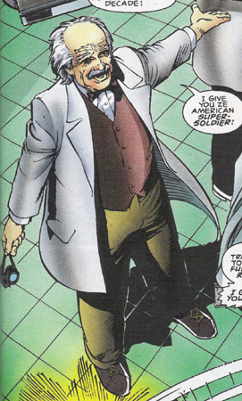 Image result for marvel abraham erskine