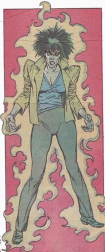 Mayhem Cloak  Dagger character