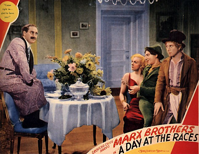 A Day at the Races 1937  The Marx Brothers