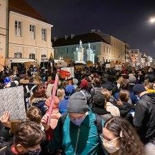 Proteste für Recht auf Abtreibung graben Nazis in Polen das Wasser ab