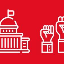 DIE LINKE: Raus aus der Regierungsfalle!