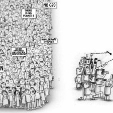 G20 Protest: Was sie nicht erzählen