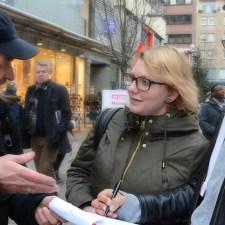 Solidaritätsaktion für Siemens Beschäftigte: »Wir waren von der Resonanz überwältigt«
