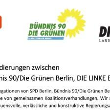 LINKE in Berlin: Nein zum Sondierungspapier!