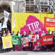 G7: TTIP stoppen – Klima retten – Armut bekämpfen