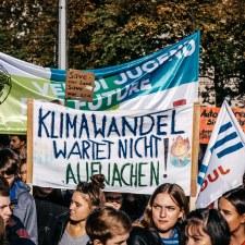 Ein politischer Klimastreik ist möglich