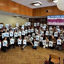 »Aufstehen gegen Rassismus«: Aktive wappnen sich für Landtagswahlen im Osten