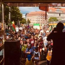 #unteilbar – Für einen Sommer der Solidarität!«