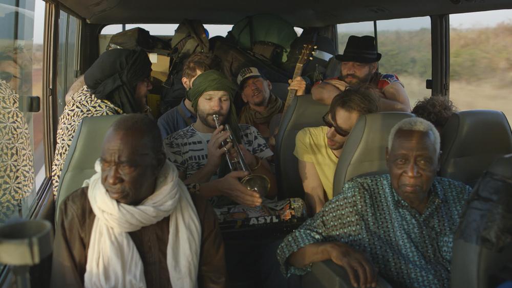 Auf der Reise durch Mali