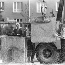 Berliner Mauer: Die Teilung zementiert