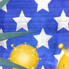 Corona in den USA: Das Monster vor der Tür
